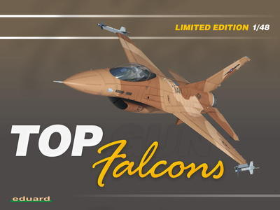 Top Falcons 1/48 - 1
