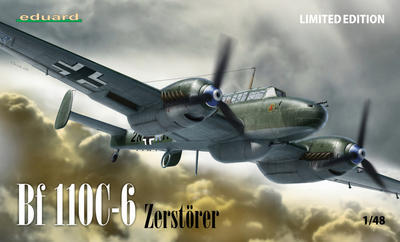 Bf 110C-6 1/48 - 1