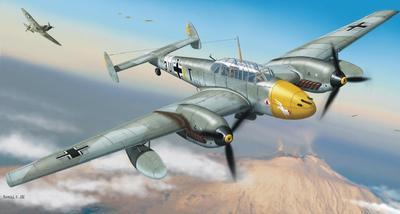 Bf 110C/D 1/72 - 1